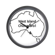 West Island, Choice Bro! Wall Clock