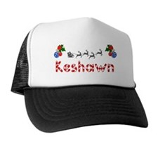 Keshawn, Christmas Trucker Hat
