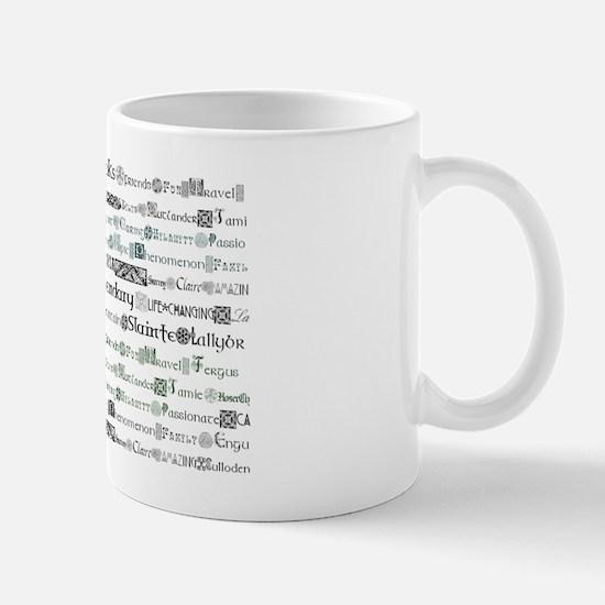 Lallybroch large Mug