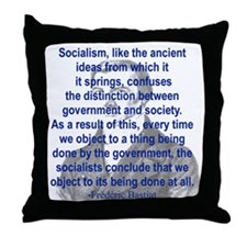 SOCIALISM LIKE THE ANCIENT IDEAS FROM Throw Pillow