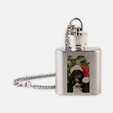 Bo the Dog 2012 Flask Necklace