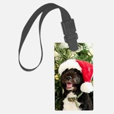 Bo the Dog 2012 Luggage Tag