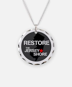 Restore The Jersey Shore Necklace