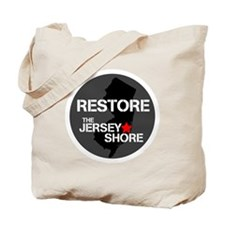 Restore The Jersey Shore Tote Bag