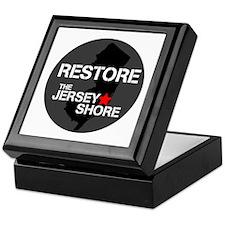 Restore The Jersey Shore Keepsake Box