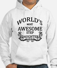 World's Most Awesome Step-Daughter Hoodie