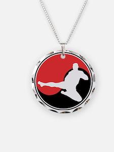 Martial Arts Yin Yang Necklace