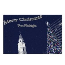 Merry Christmas from Phil Postcards (Package of 8)
