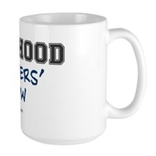 THE HOOD - STRIVERS ROW - NEW YORK CITY Mug