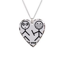 Ive got your back Necklace