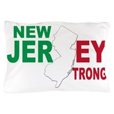 New jersey italian Pillow Case