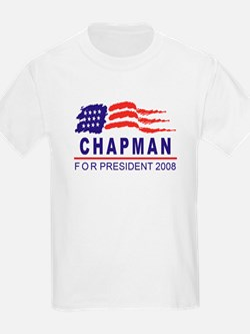 Gene Chapman 2008 (wave) T-Shirt