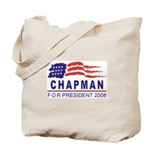 Gene Chapman 2008 (wave) Tote Bag