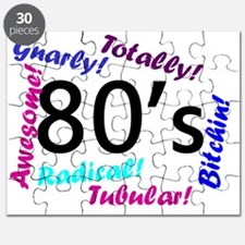 80s theme Puzzle