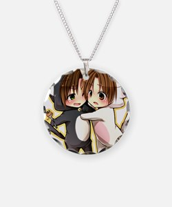 Kitty Brothers (Romano and I Necklace