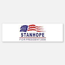 Doug Stanhope 2008 (wave) Bumper Bumper Bumper Sticker