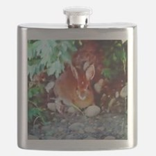 Hiding Wild Rabbit Flask
