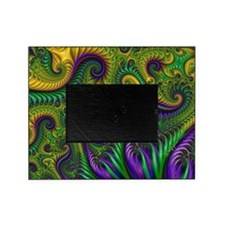 Mardi Gras Mambeaux Picture Frame