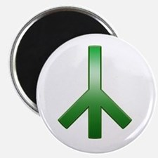 Peace Sign #2 Magnet