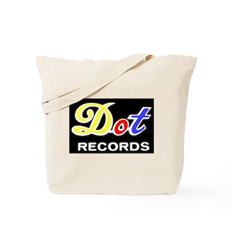 Dot Records Tote Bag