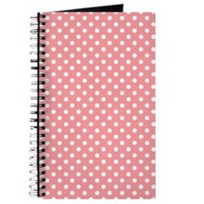 Pink Polka Dots Journal