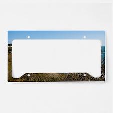 Oregon Coast License Plate Holder