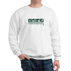 Three Pines Lodge Big Bear Activities Sweatshirt