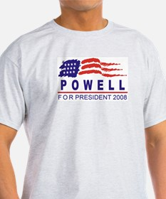 Colin Powell 2008 (wave) T-Shirt