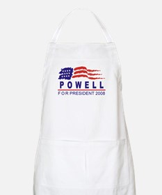 Colin Powell 2008 (wave) BBQ Apron