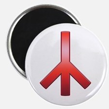 Peace Sign #1 Magnet