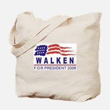 Christopher Walken 2008 (wave Tote Bag