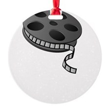 Keep Movie Reel Ornament