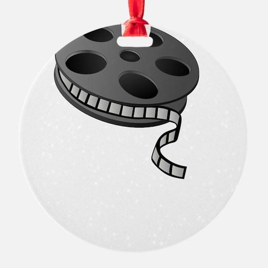Keep Movie Reel Ornament