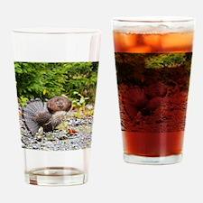 9 x 12 print Drinking Glass