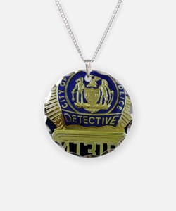 Detective Kate Beckett Necklace