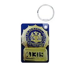 Detective Kate Beckett Keychains