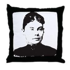Lizzie Borden Throw Pillow