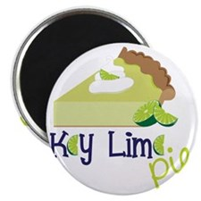 Key Lime Pie Magnet