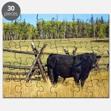 Lone Cow Puzzle