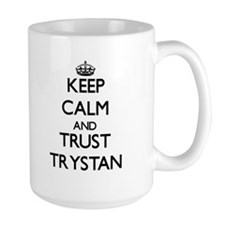 Keep Calm and TRUST Trystan Mugs