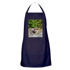 11x11_pillow 11 Apron (dark)
