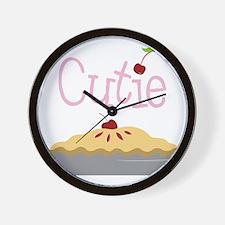 Cutie Wall Clock
