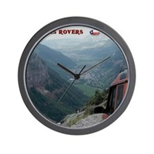 2013  TEXAS ROVERS CALENDER Wall Clock