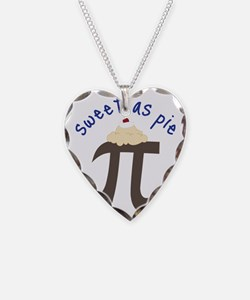 Sweet As Pie Necklace