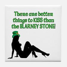Blarney Stone Tile Coaster