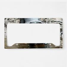 Victor License Plate Holder