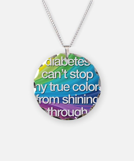 Insulin Inspirations 2 Necklace