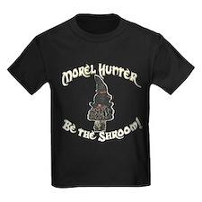 Morel Hunter BE THE SHROOM T