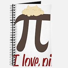 I Love Pi Journal