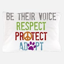 Be Their Voice Pillow Case